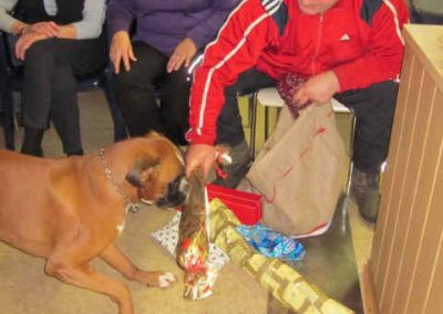 Weihnachtsfeier 2011 3